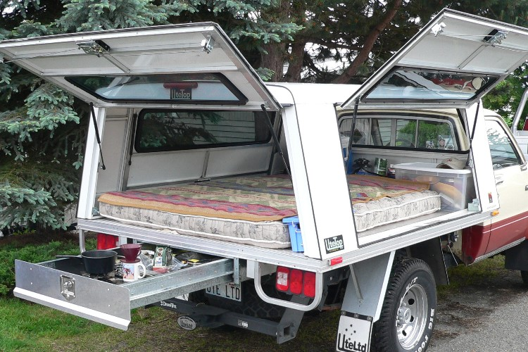 truck bed camping ideas Car Tuning